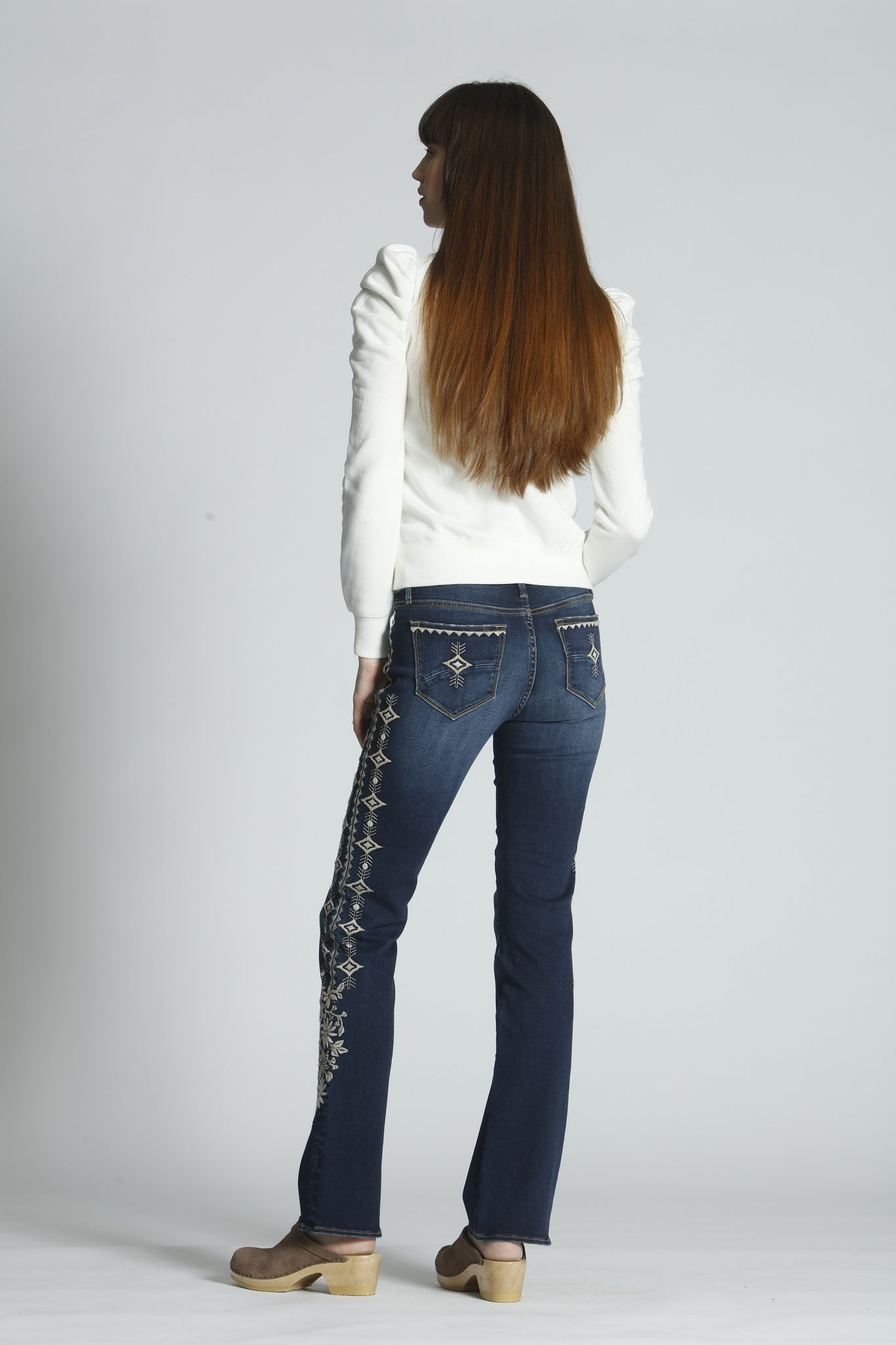 Kelly Boot Cut - Jazz