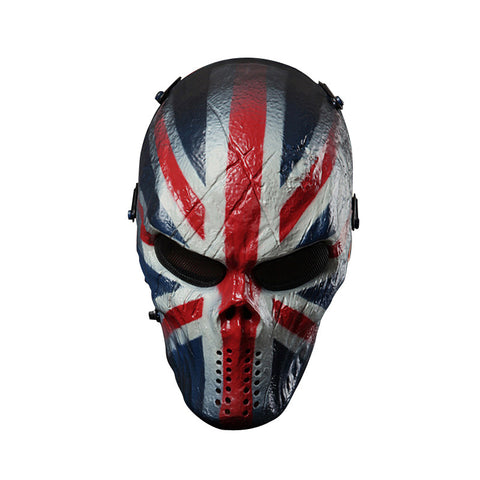Ghost Tactical Outdoor Airsoft Skull Full Face Mask