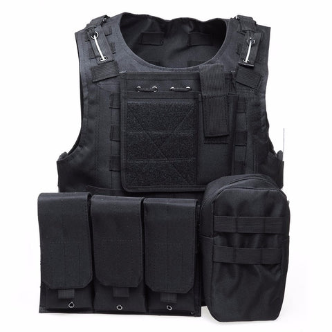 Outdoort Hunting  Military Tactical Airsoft Vest
