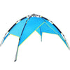 Outdoor double, automatic tents, camping equipment