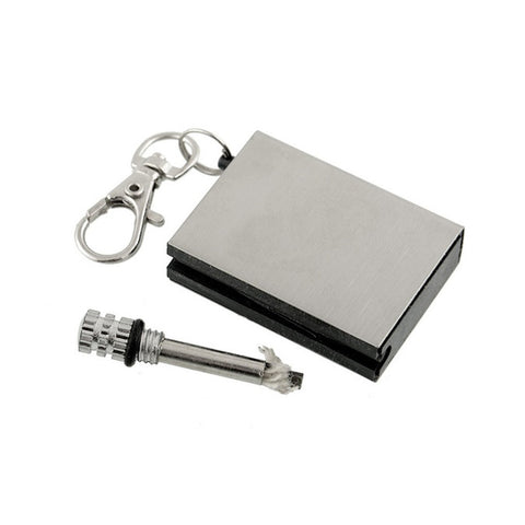 Durable Emergency Fire Starter Flint Match Lighter