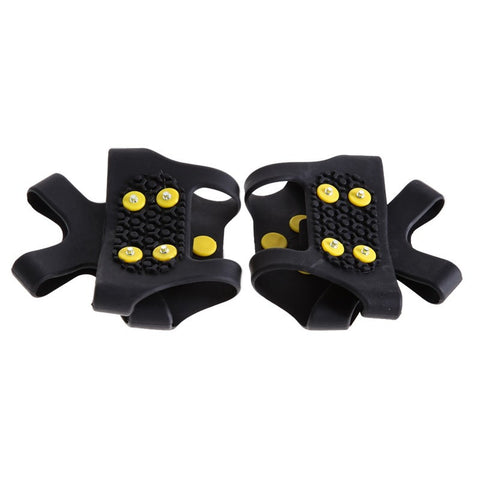 Universal Ice No Slip Snow Shoe Spikes Grips