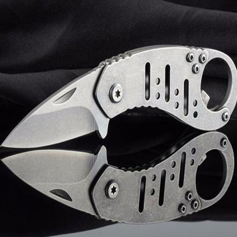 Small Pocket Tactical Folding Hunting Knife