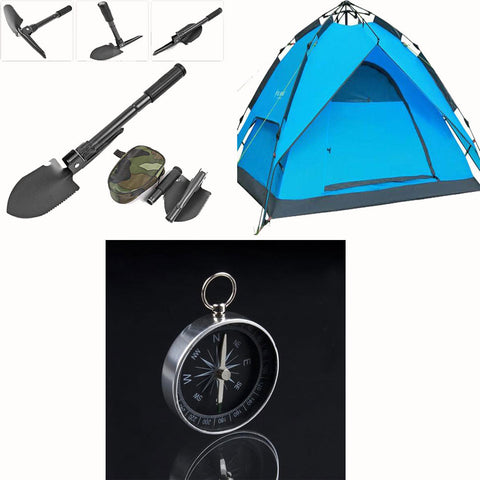 3 awesome Camping  Products