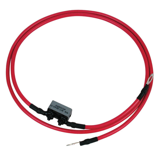 MotorGuide 8 Gauge Battery Cable & Terminals 4' Long [MM309922T]