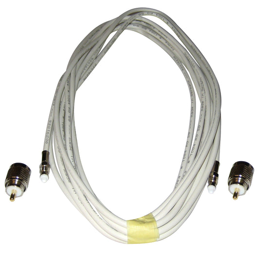 Comrod VHF RG58 Cable w/PL259 Connectors - 12M [21788]