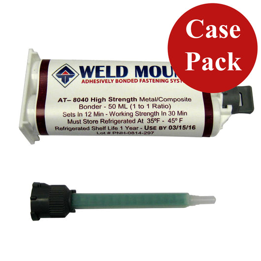 Weld Mount No Slide Metal/Composite Bonder - Case of 10 [804010]