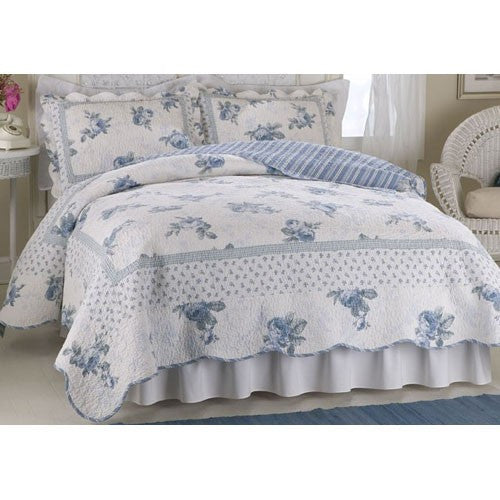 Rose Blossom Quilt Full/Queen Size