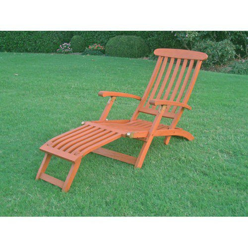 Traditional Steamer Deck Chair