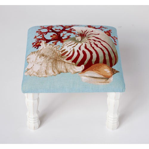 Coastal Foot Stool