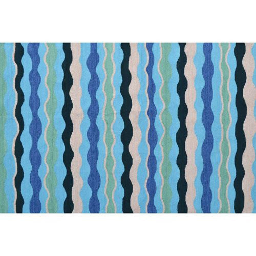Tide Indoor Outdoor Rug 8' x 10'