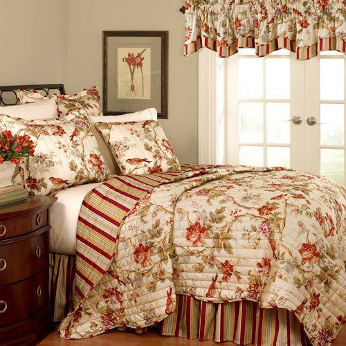 Waverly Charleston Chirp King Bed Set