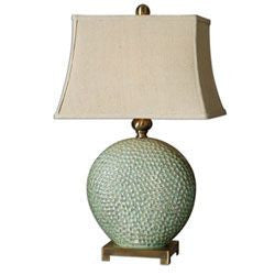 Destin Aquamarine Table Lamp