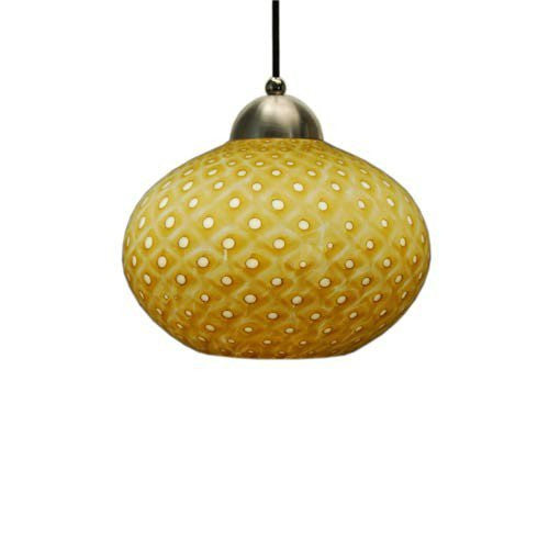 Pistachio Pebble Mini-Pendant Lamp