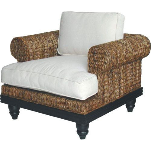 Abaca Club Chair