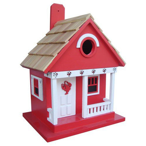 Red Lobster Bird House