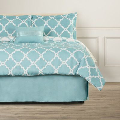 Hampton Comforter Set - Queen