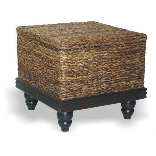 Abaca End Table