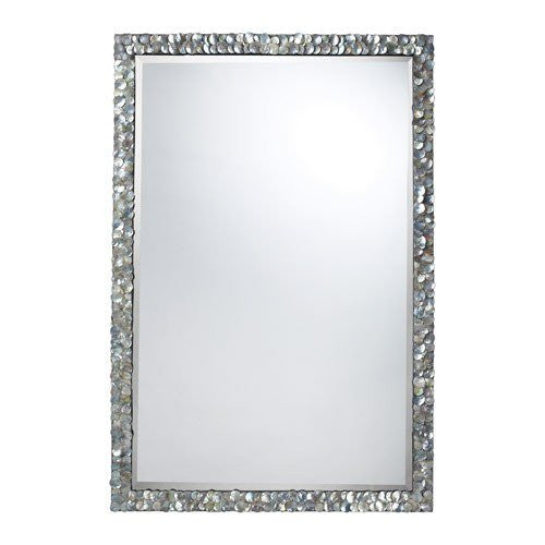 Mother of Pearl Shells Mirror