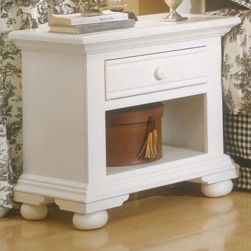 White Cottage Night Stand