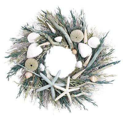 Summer Beach Life Wreath