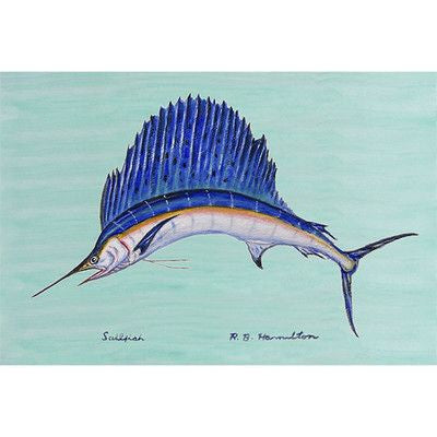 Sailfish Doormat