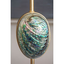 Abalone Shell Lamp
