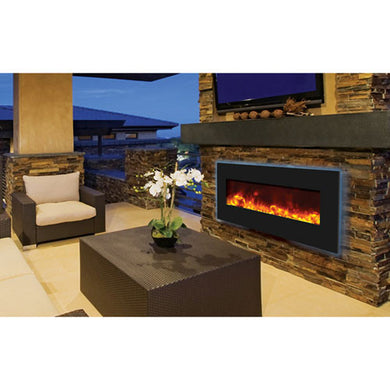 Fire and Ice Electric Fireplace