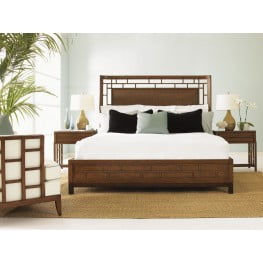 Tommy Bahama Ocean Club Bedroom Set