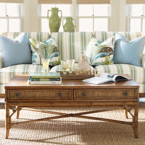 Tommy Bahama Beach House Coffee Table