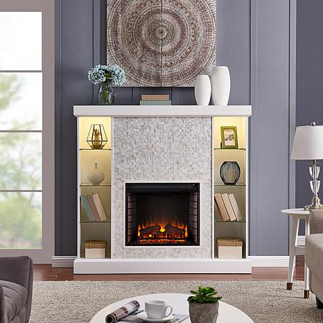 Curio Electric Fireplace