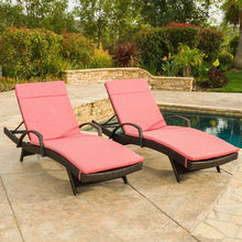 Set of Two Lounge Chairs - Nine Colors