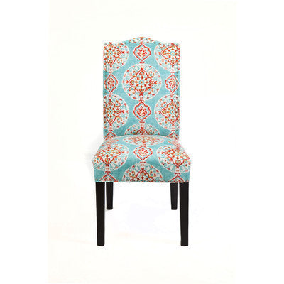 Turquoise Dining Chair - Set of Two