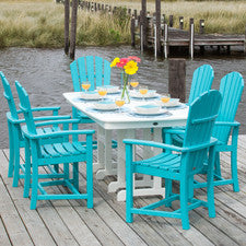 Aruba Seven Piece Outdoor Dining Set