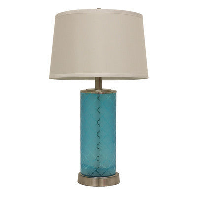 Quadrafoil Table Lamp