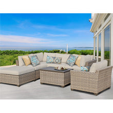 Monaco Outdoor Seating Group - 10 Colors