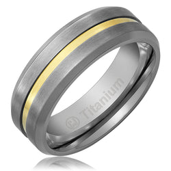 mens-wedding-band-in-titanium-8mm-promise-engagement-ring-brushed-top-gold-plated-inlay-AA4612549-1