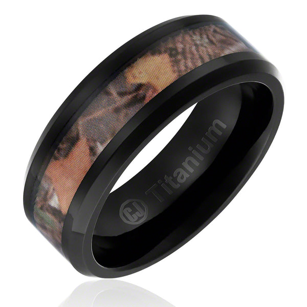 mens-camo-hunting-wedding-band-in-titanium-8mm-ring-black-plated-with-camouflage-inlay-beveled-edges-AA4612583-1