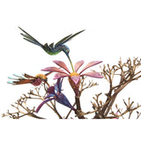 Arbol de Colibries - Hummingbirds Tree - Mexican Folk Art | Cactus Fine Art