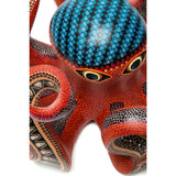 Guardian de las Profundidades / Woodcarving Alebrije Mexican Folk Art Sculpture