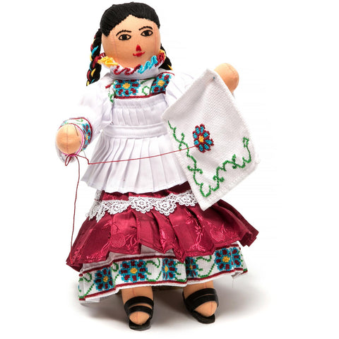 Lupita / Mexican Folk Art Doll