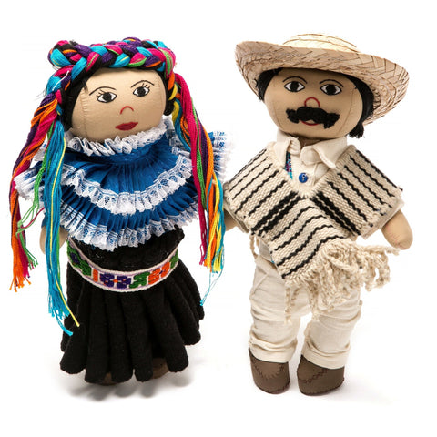 Muñecos Sexuados / Mexican Folk Art Doll