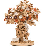 Arbol con Nacimiento / Ceramics Mexican Folk Art Clay Nativity