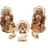 Nacimiento Tehuano / Ceramics Mexican Folk Art Clay Nativity