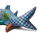 Tiburon Sonrisa / Woodcarving Alebrije Mexican Folk Art Sculpture