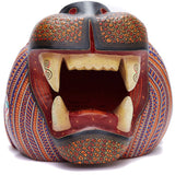 Mascara Jaguar - Jaguar Mask - Mexican Folk Art | Cactus Fine Art