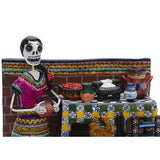 Cocina de Puebla - Puebla Kitchen - Mexican Folk Art | Cactus Fine Art