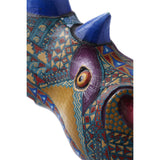 Sueño Real / Woodcarving Alebrije Mexican Folk Art Sculpture