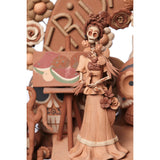 Arbol Frida Kahlo y Diego Rivera / Ceramics Mexican Folk Art Clay Tree of Life