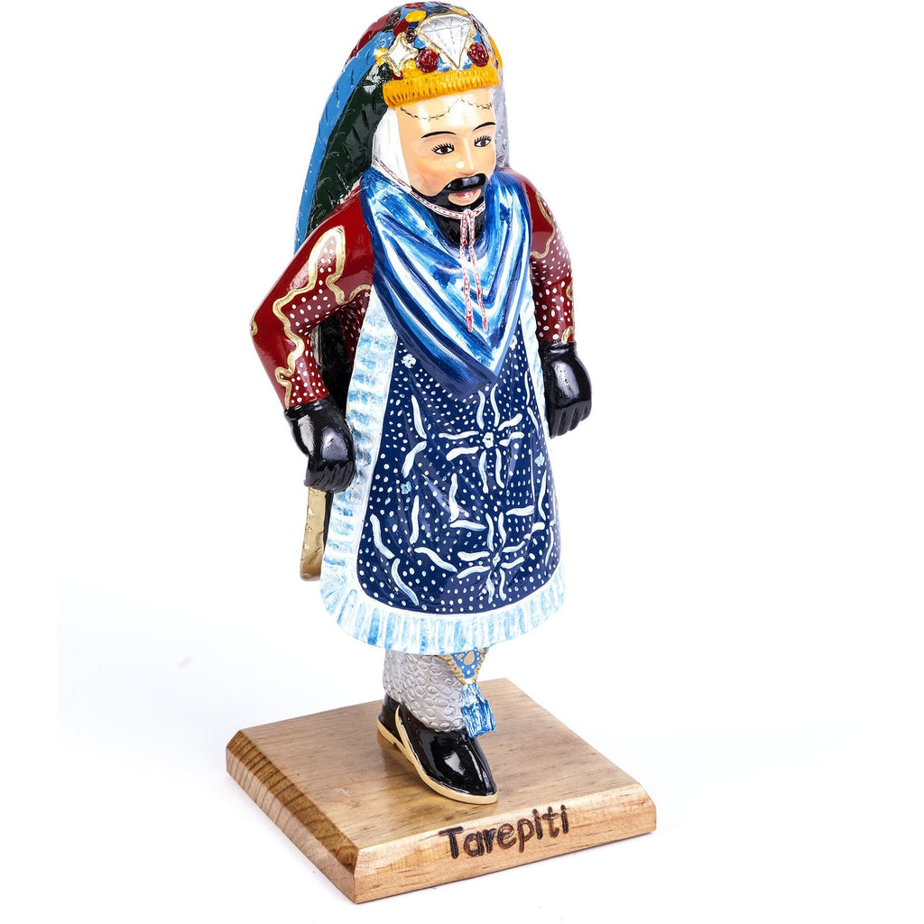 Tarepiti / Woodcarving Mexican Folk Art Sculpture